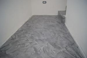patolato in resina pavimento