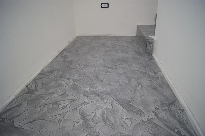 Pavimenti in resina per abitazioni