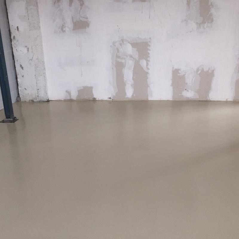 Pavimento in resina per capannoni