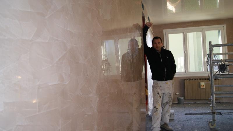 Pittura marmorino