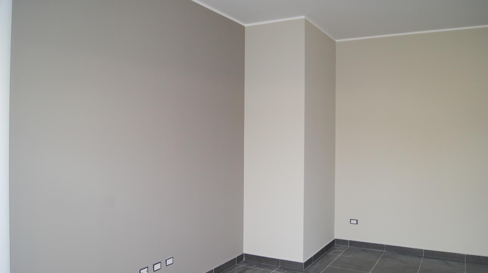 Tecniche di pittura pareti