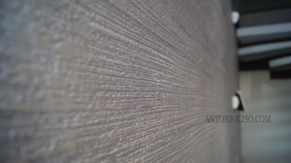 Effetto pietra zen antonio liso imbianchino stucco for Pareti colorate particolari