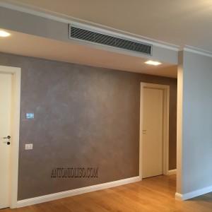 Velatura arrediamo le pareti con decorazioni for Quanto costa una casa con 4 camere da letto
