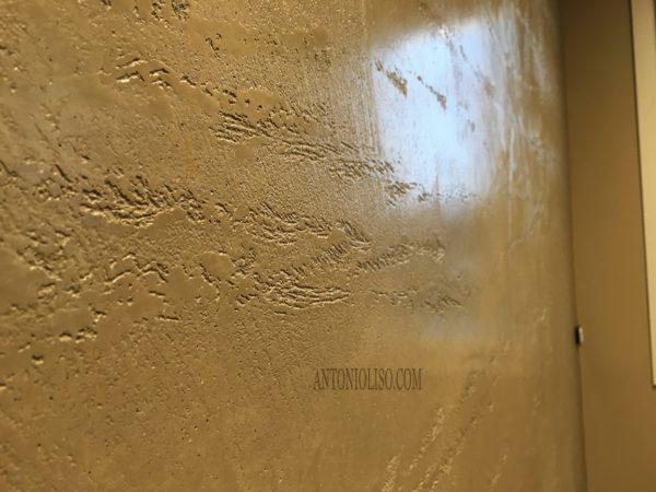 Effetto cemento decorativo