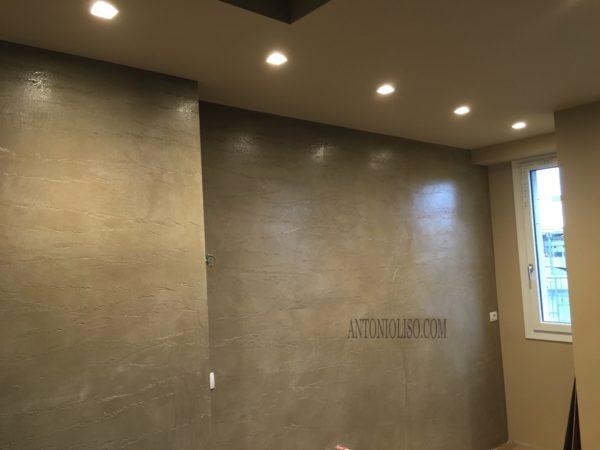 Bagno senza piastrelle personalizziamo le pareti di casa for Pareti particolari in cartongesso
