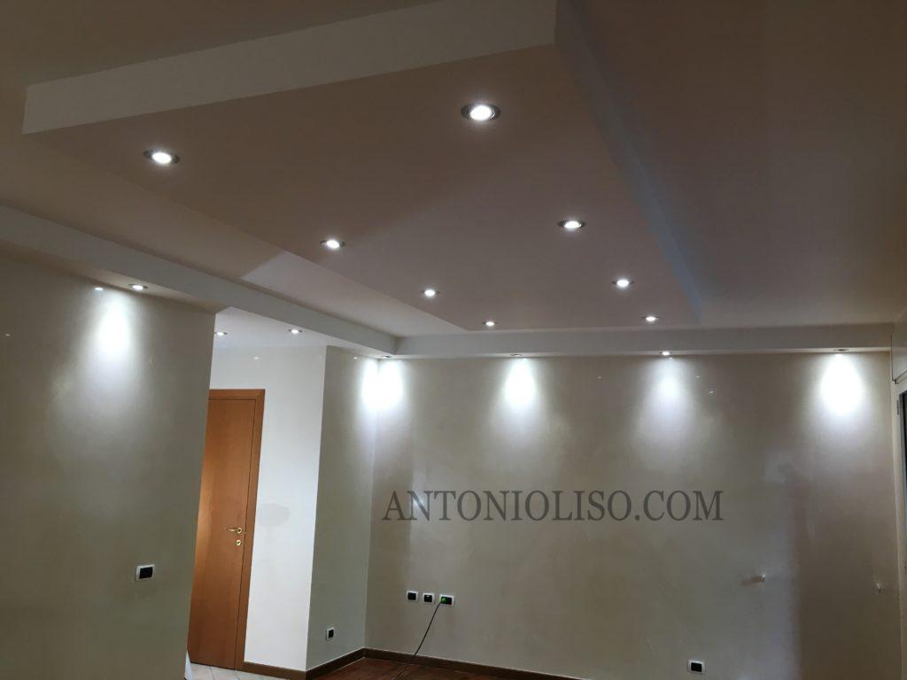 Migliori cartongesso soffitti pareti in cartongesso - Camera da letto in cartongesso ...