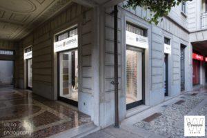 white store Monza