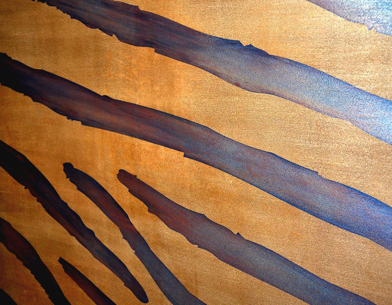 Pittura pareti effetti speciali con tecniche decorative in tanti colori