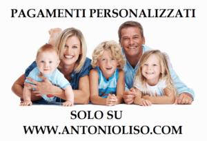PAGAMENTI ANTONIO LISO