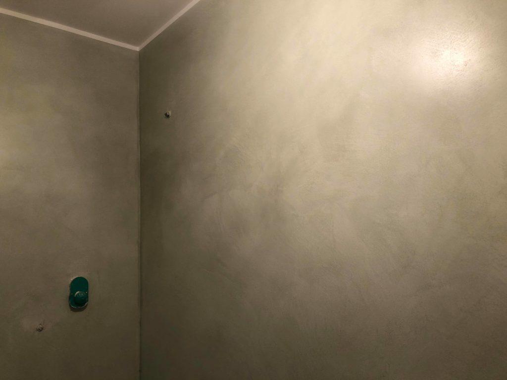 pitturare sopra stucco veneziano , Pittura marmorino
