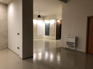 show room Antonio Liso pavimenti in resina