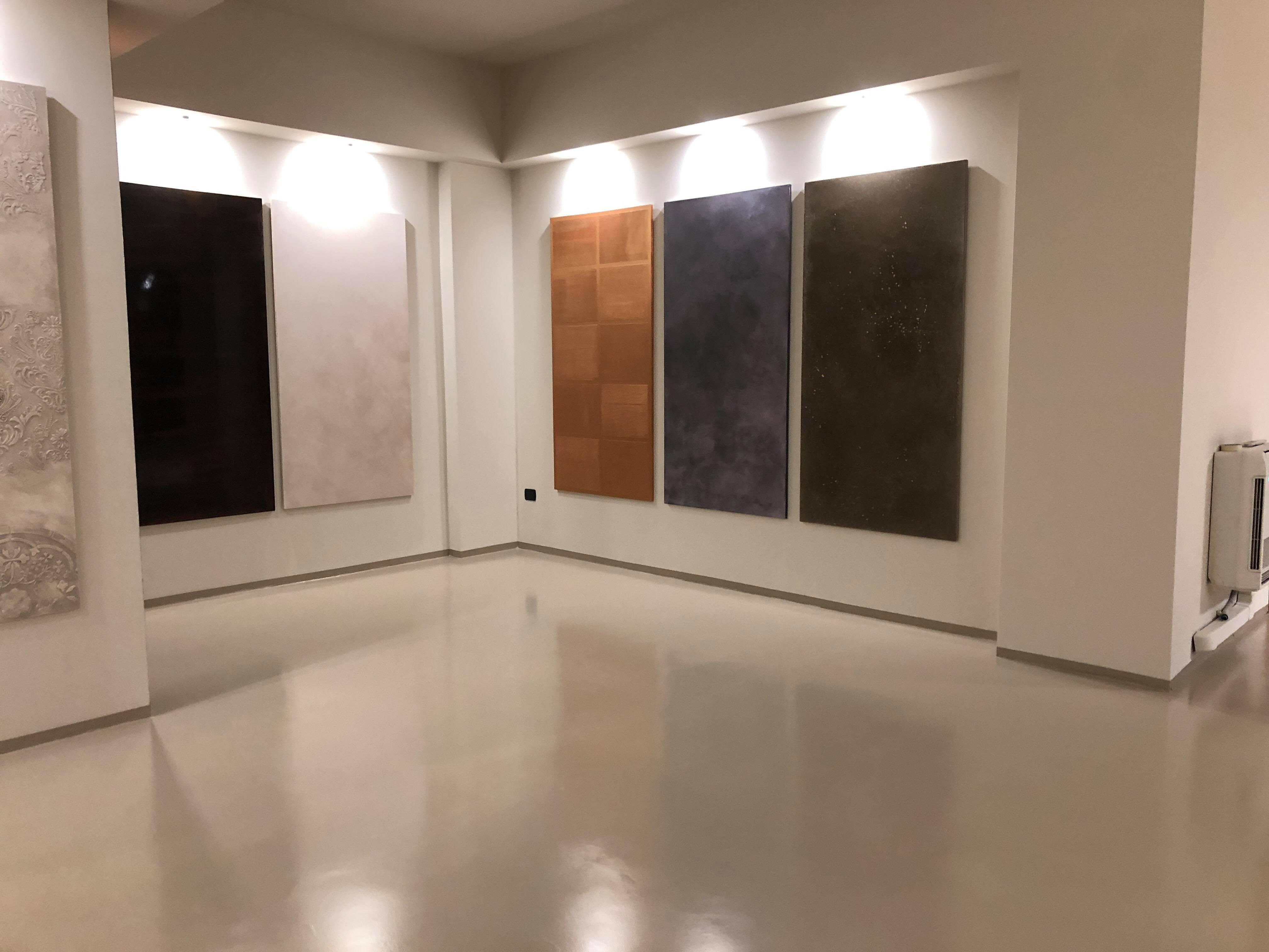 Tecniche Di Imbiancatura Moderna pietra spaccata prezzo, decorazione materica per le pareti