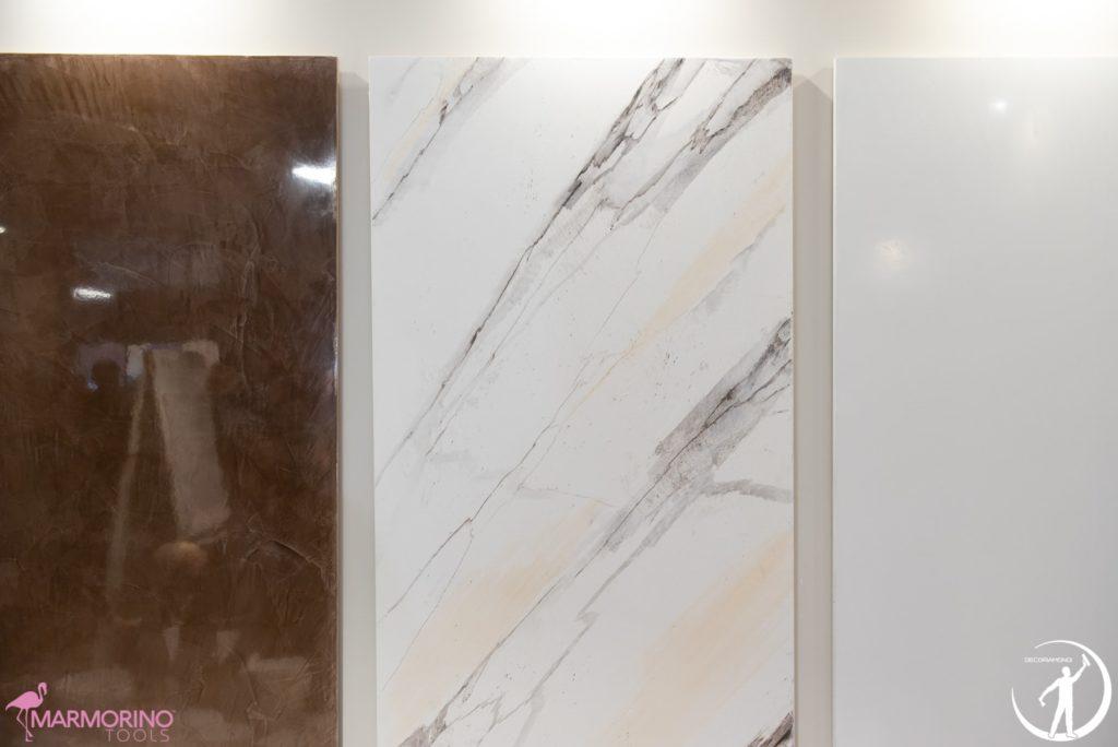 Lavorazione marmorino