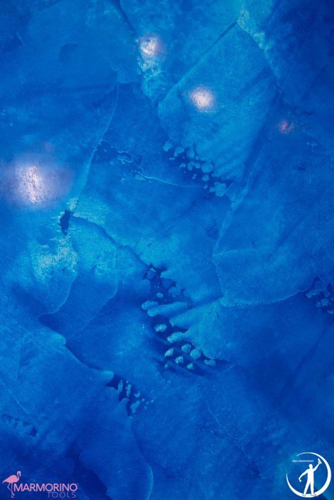 Colori primari blu