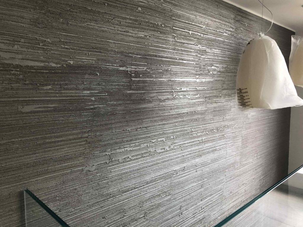 pietra zen in cosa consiste, pitturazioni per camere da letto