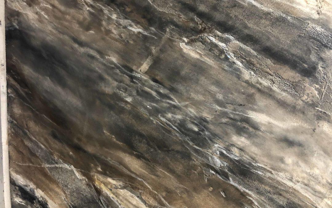 Pittura effetto marmo