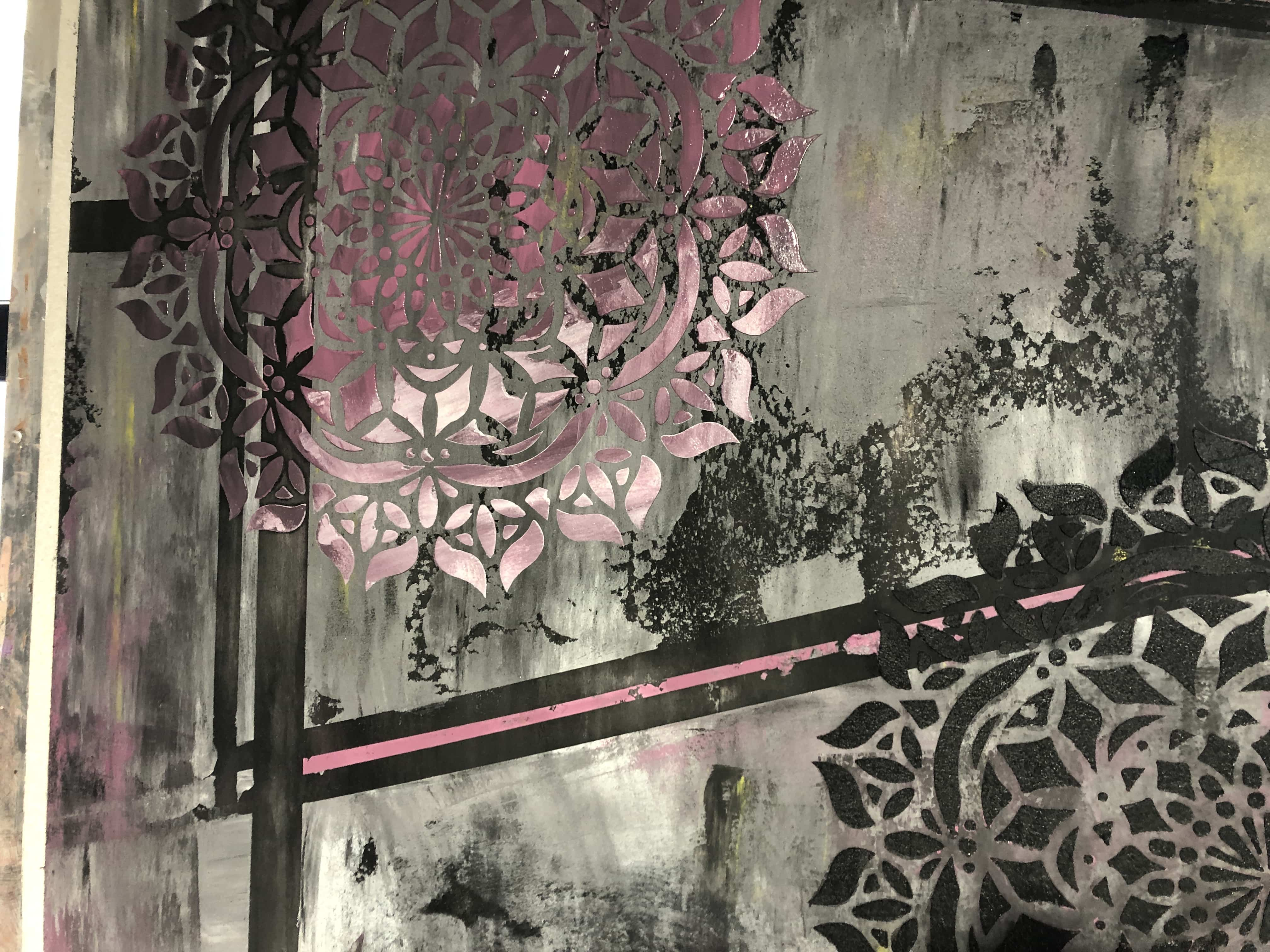Pittura Granulosa Per Cartongesso pitture decorative per interni: clessiche, moderne e vasta