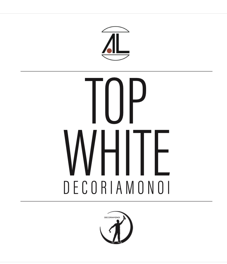 Top white decoriamonoi